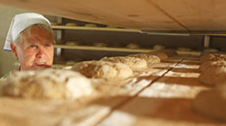 bread-baking in South Tyrol