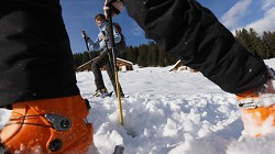 Ski touring in South Tyrol