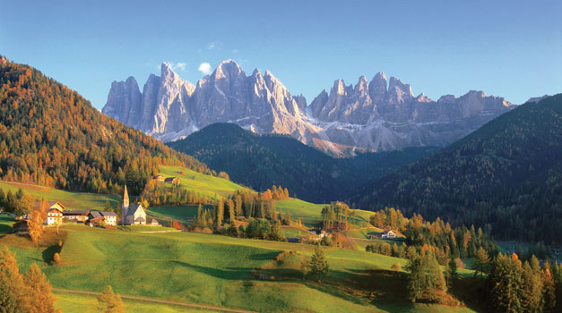 Holidays in South Tyrol