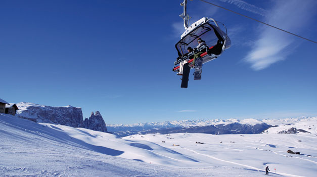 Skiholiday in South Tyrol