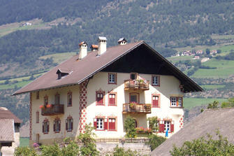 Gargitz  - Prad am Stilfserjoch - Farm Holidays in South Tyrol  - Vinschgau