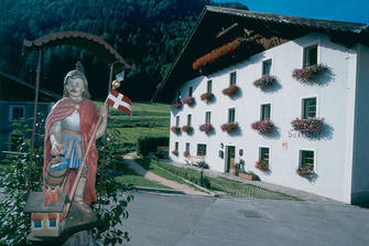 Saxlhof  - Freienfeld - Farm Holidays in South Tyrol  - Eisacktal