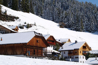 Zele  - Enneberg - Farm Holidays in South Tyrol  - Dolomiten