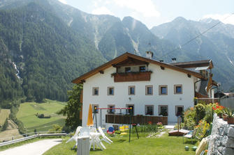 Mairulrich  - Martell - Farm Holidays in South Tyrol  - Vinschgau