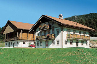 Garberhof  - Rasen-Antholz - Farm Holidays in South Tyrol  - Dolomiten