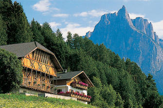 Unterstandroa  - Kastelruth - Farm Holidays in South Tyrol  - Dolomiten