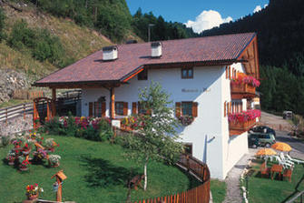 Ponyhof Gstatschhof - Seiser Alm  - Kastelruth - Dolomites - Farm Holidays in South Tyrol
