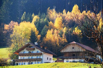 Pfarrbäck  - Olang - Farm Holidays in South Tyrol  - Dolomiten