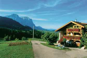 Dosserhof  - Kastelruth - Farm Holidays in South Tyrol  - Dolomiten