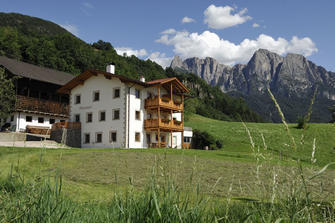 Obertschötscherhof  - Kastelruth - Farm Holidays in South Tyrol  - Dolomiten