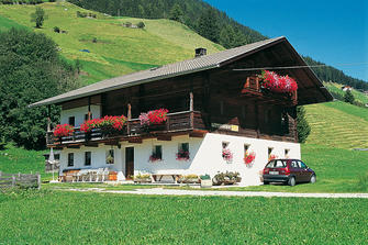 Lettnerhof  - Gsieser Tal - Farm Holidays in South Tyrol  - Dolomiten