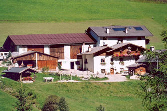 Lutaschghof  - Mals - Farm Holidays in South Tyrol  - Vinschgau