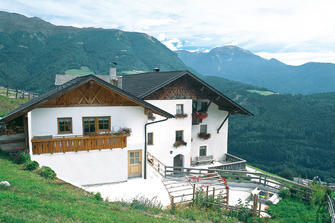 Jennerhof  - Sterzing - Farm Holidays in South Tyrol  - Eisacktal