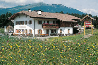 Tscherluierhof  - Lajen - Farm Holidays in South Tyrol  - Eisacktal