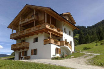 Valbuna  - St. Martin in Thurn - Farm Holidays in South Tyrol  - Dolomiten