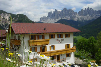 Pineiderhof  - Villnöss - Farm Holidays in South Tyrol  - Eisacktal