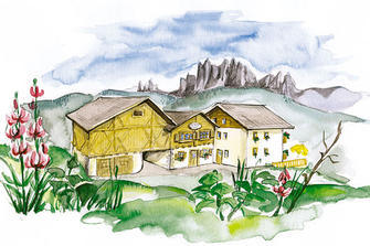 Alpenbadl Oberfrauner  - Feldthurns - Farm Holidays in South Tyrol  - Eisacktal