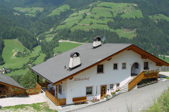 Wöhrerhof - Weitental  - Vintl - Farm Holidays in South Tyrol  - Eisacktal