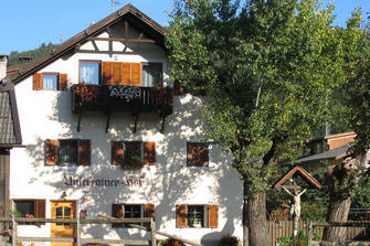 Unterrainerhof  - Bruneck - Farm Holidays in South Tyrol  - Dolomiten