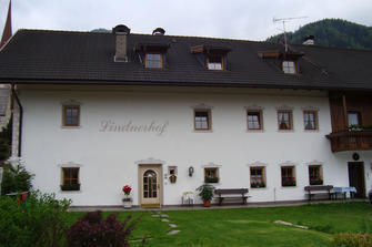 Lindnerhof  - St. Lorenzen - Farm Holidays in South Tyrol  - Dolomiten
