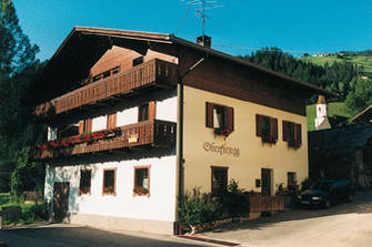 Oberfreiegg  - St. Martin in Thurn - Farm Holidays in South Tyrol  - Dolomiten