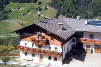 Oberhöhe - St. Peter  - Ahrntal - Farm Holidays in South Tyrol  - Dolomiten