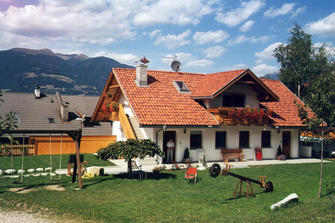 Oberlindnerhof  - St. Lorenzen - Farm Holidays in South Tyrol  - Dolomiten