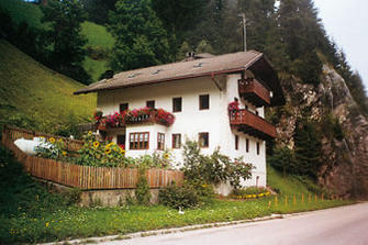 Pe de Munt  - Wengen - Farm Holidays in South Tyrol  - Dolomiten