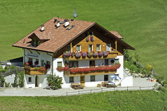 Ciasa bel Odèi  - St. Martin in Thurn - Farm Holidays in South Tyrol  - Dolomiten