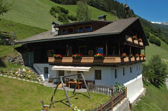 Oberkofl-Hof - St. Jakob  - Ahrntal - Farm Holidays in South Tyrol  - Dolomiten
