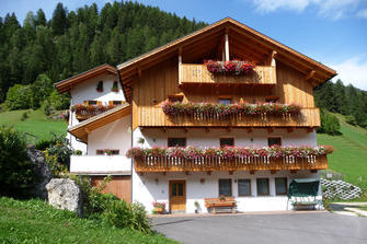 Confolia  - St. Martin in Thurn - Farm Holidays in South Tyrol  - Dolomiten