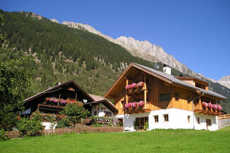 Müllerhof  - Rasen-Antholz - Farm Holidays in South Tyrol  - Dolomiten