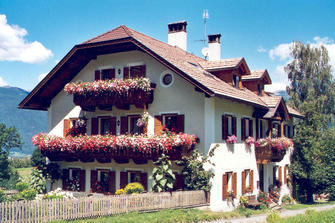 Kleinflatscherhof - Reischach  - Bruneck - Farm Holidays in South Tyrol  - Dolomiten