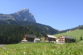 Tulperhof  - St. Martin in Thurn - Farm Holidays in South Tyrol  - Dolomiten