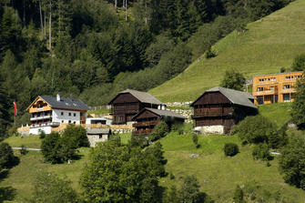 Eggerhöfe  - Rasen-Antholz - Farm Holidays in South Tyrol  - Dolomiten