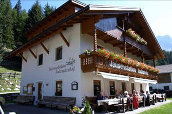 Inderederhof - Rein  - Sand in Taufers - Farm Holidays in South Tyrol  - Dolomiten