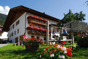 Baumannhof - St. Andrä  - Brixen - Farm Holidays in South Tyrol  - Eisacktal
