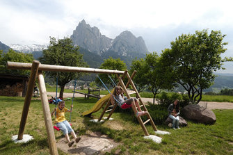 Kreuzerhof - Seis  - Kastelruth - Farm Holidays in South Tyrol  - Dolomiten