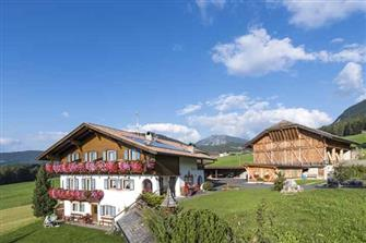 Binterhof  - Kastelruth - Farm Holidays in South Tyrol  - Dolomiten