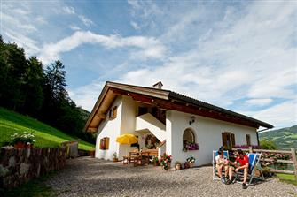 Puntschu  - Kastelruth - Farm Holidays in South Tyrol  - Dolomiten