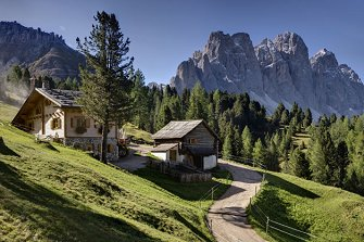Unterkantiolerhof  - Villnöss - Farm Holidays in South Tyrol  - Eisacktal