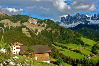 Putzerhof  - Villnöss - Farm Holidays in South Tyrol  - Eisacktal