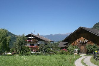 Tschampertonhof  - Villnöss - Farm Holidays in South Tyrol  - Eisacktal