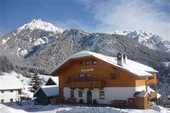 Cone da Val  - Enneberg - Farm Holidays in South Tyrol  - Dolomiten