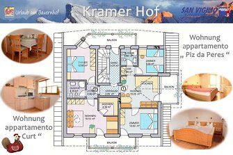 Kramer  - Enneberg - Farm Holidays in South Tyrol  - Dolomiten