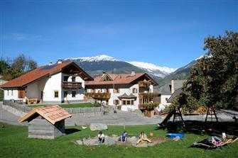 Hof am Schloss - Lichtenberg  - Prad am Stilfserjoch - Farm Holidays in South Tyrol  - Vinschgau