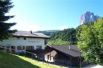 Prasquell-Hof  - St. Christina - Farm Holidays in South Tyrol  - Dolomiten