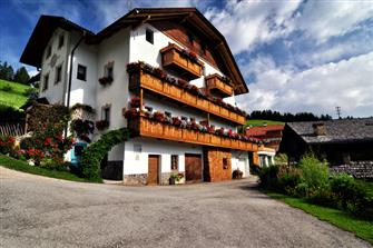 App. Rungg  - St. Martin in Thurn - Farm Holidays in South Tyrol  - Dolomiten