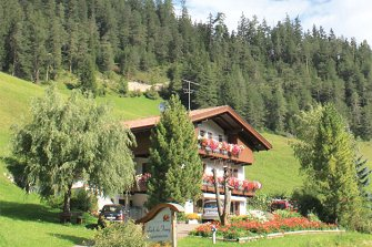 Fiung  - St. Martin in Thurn - Farm Holidays in South Tyrol  - Dolomiten