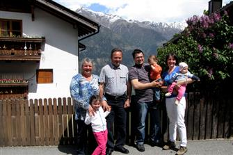 Sonnwarthof  - Schlanders - Farm Holidays in South Tyrol  - Vinschgau